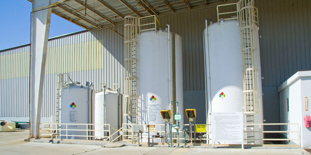 Steel Lined, Fiber Reinforced Plastic, and Isophthalic Resin Tank