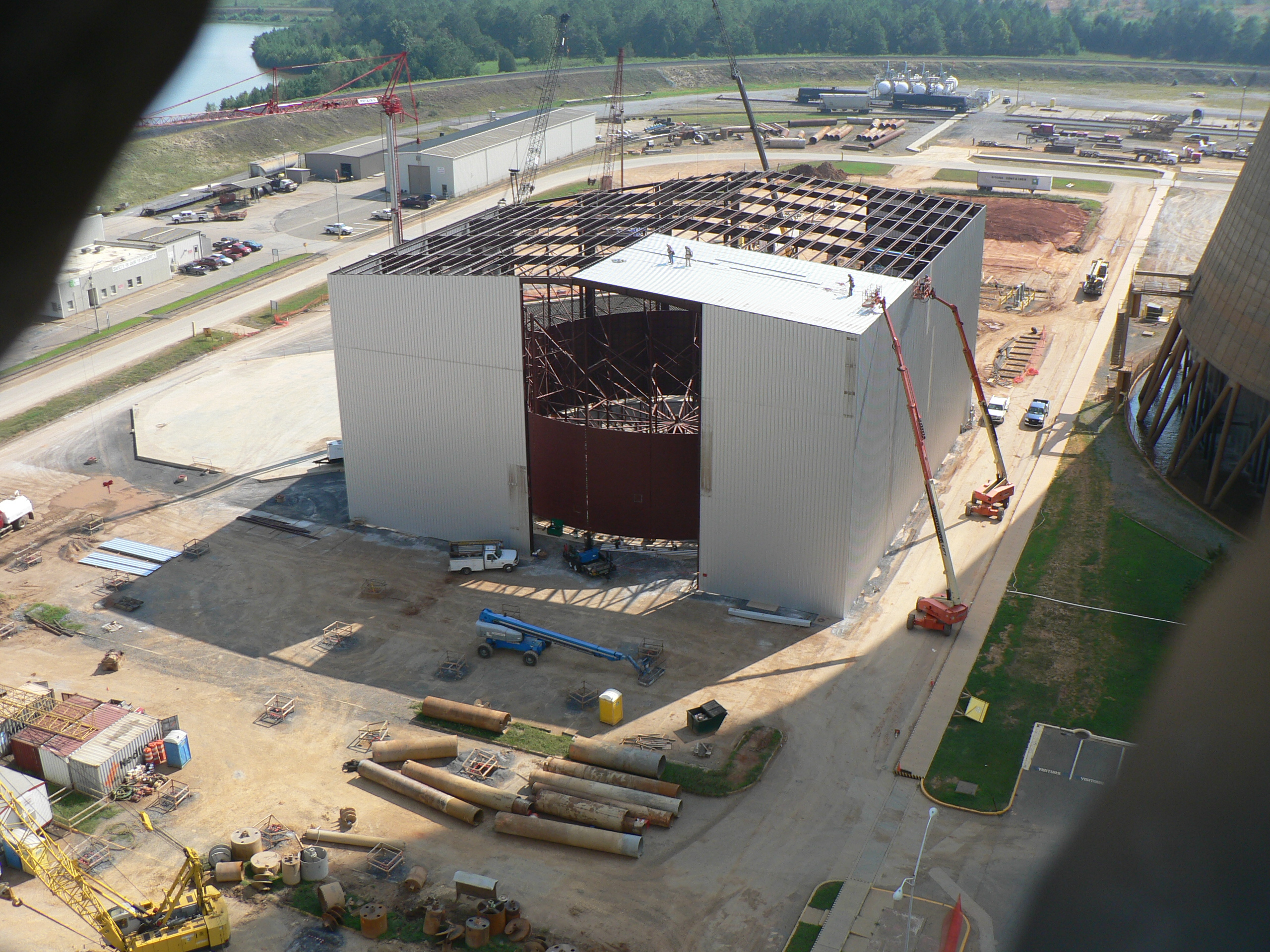 Structural Engineering Services | Augusta Fiberglass Engineering Experts